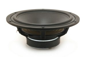 Scan-Speak woofer for active current-drive system